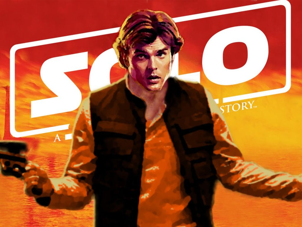 Solo: A Star Wars Story Quad Poster Πόστερ