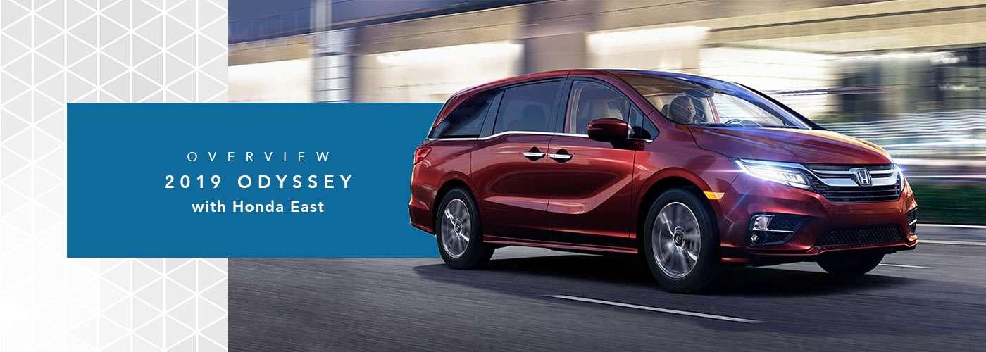 2019 Honda Odyssey Review Cincinnati