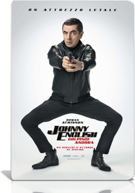 Johnny English Colpisce Ancora (2018).mkv MD MP3 720p HDTS - iTA