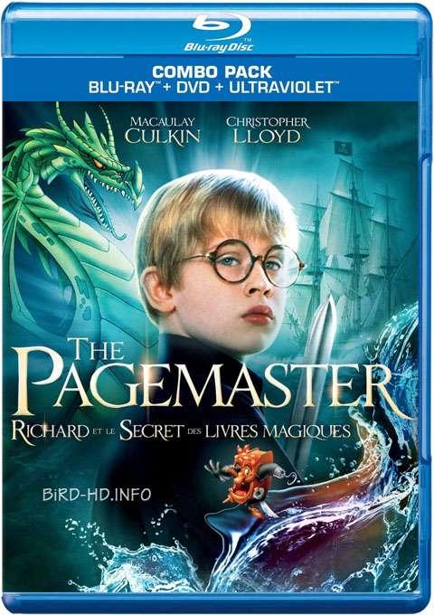 Pagemaster - L'avventura meravigliosa (1994) BDRA BluRay Full AVC DD ITA DTSHD ENG - DDN