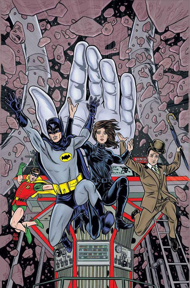 SOLLICITATIONS DC COMICS (REBIRTH) & VERTIGO - SEPTEMBRE 2016