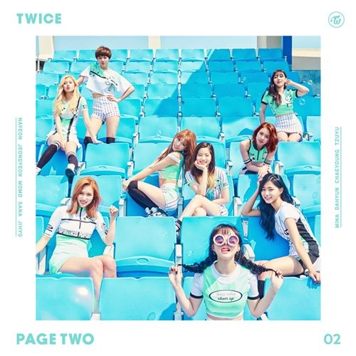 TWICE Lyrics 가사