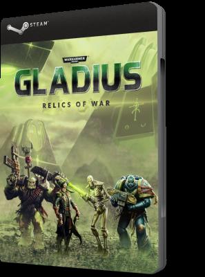 [PC] Warhammer 40,000: Gladius - Relics of War - Update v1.0.8 Incl. DLC (2018) - ENG