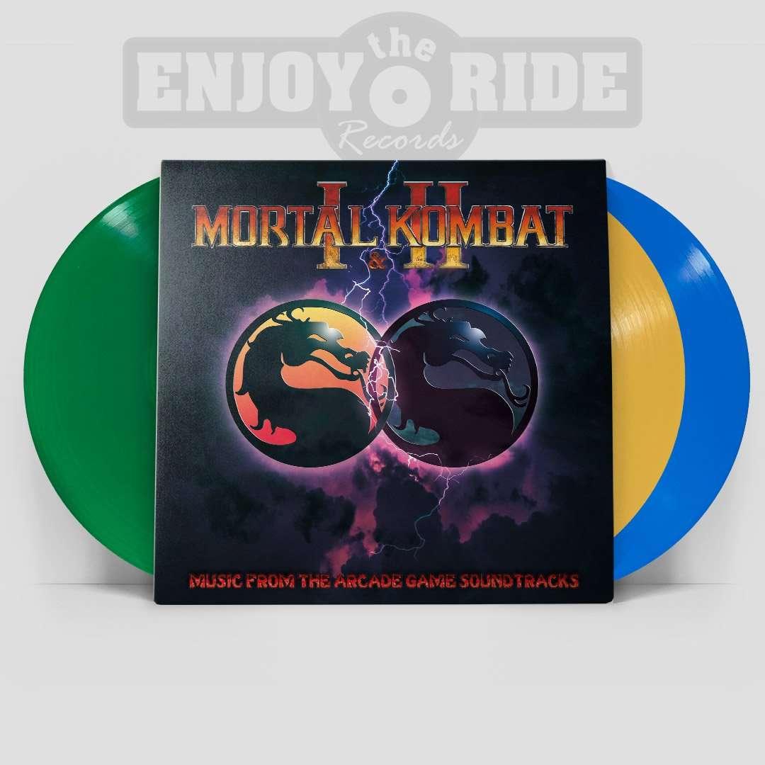 trilha-sonora-de-mortal-kombat-1-e-2-enjoy-ride-vinil