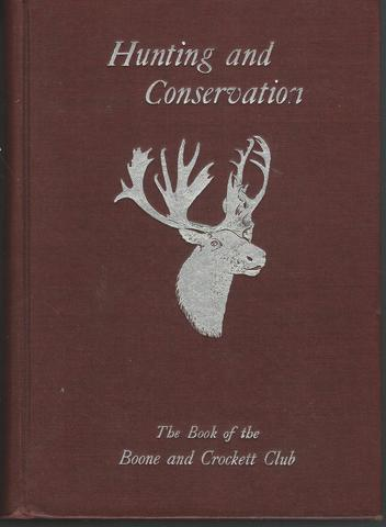Hunting and Conservation (American environmental studies), Grinnell, George