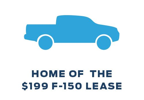 Home of the $199 F-150 Lease