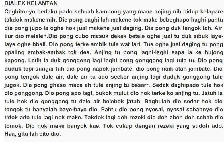 Kamus Kelantan Loghat Kelate Update 1st Page Page 27