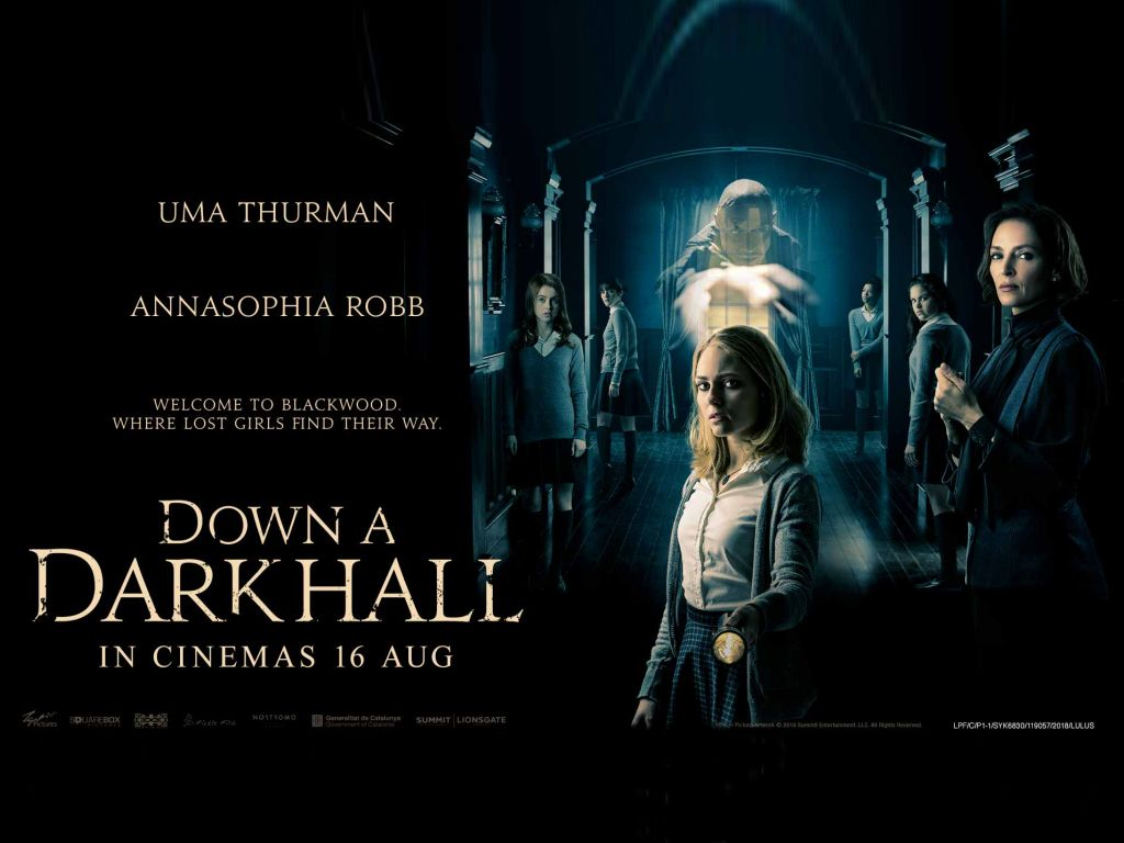 Σκοτεινός Διάδρομος (Down A Dark Hall) Movie