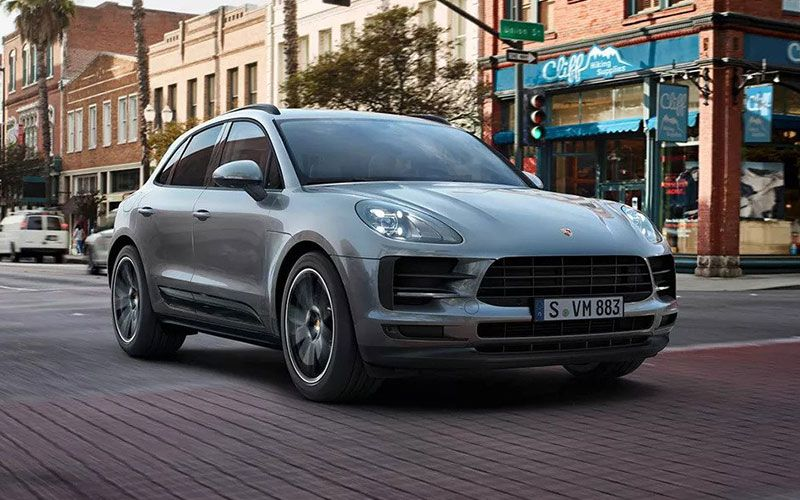 2020 Macan  Lease Deal in Pittsburgh Pennsylvania