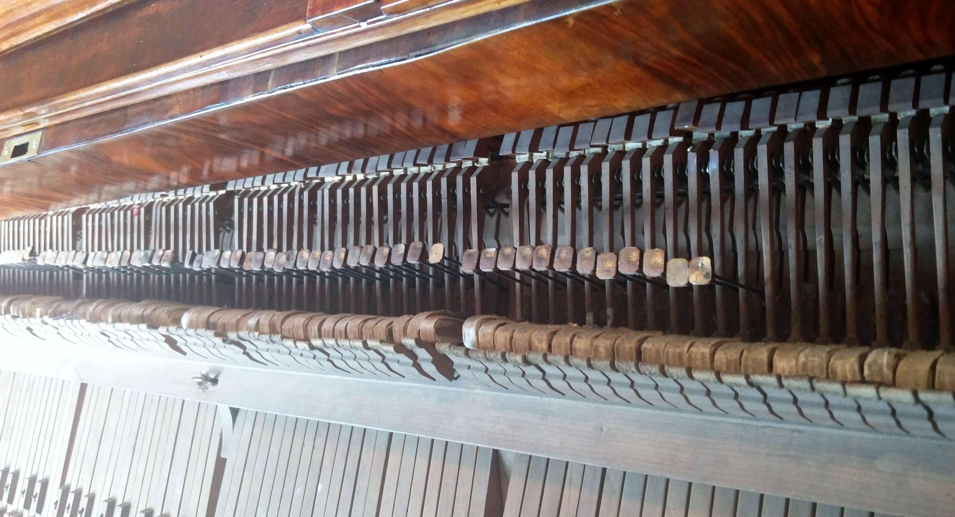 HELP J M  Schweighofer in Wien piano - serial number 1558