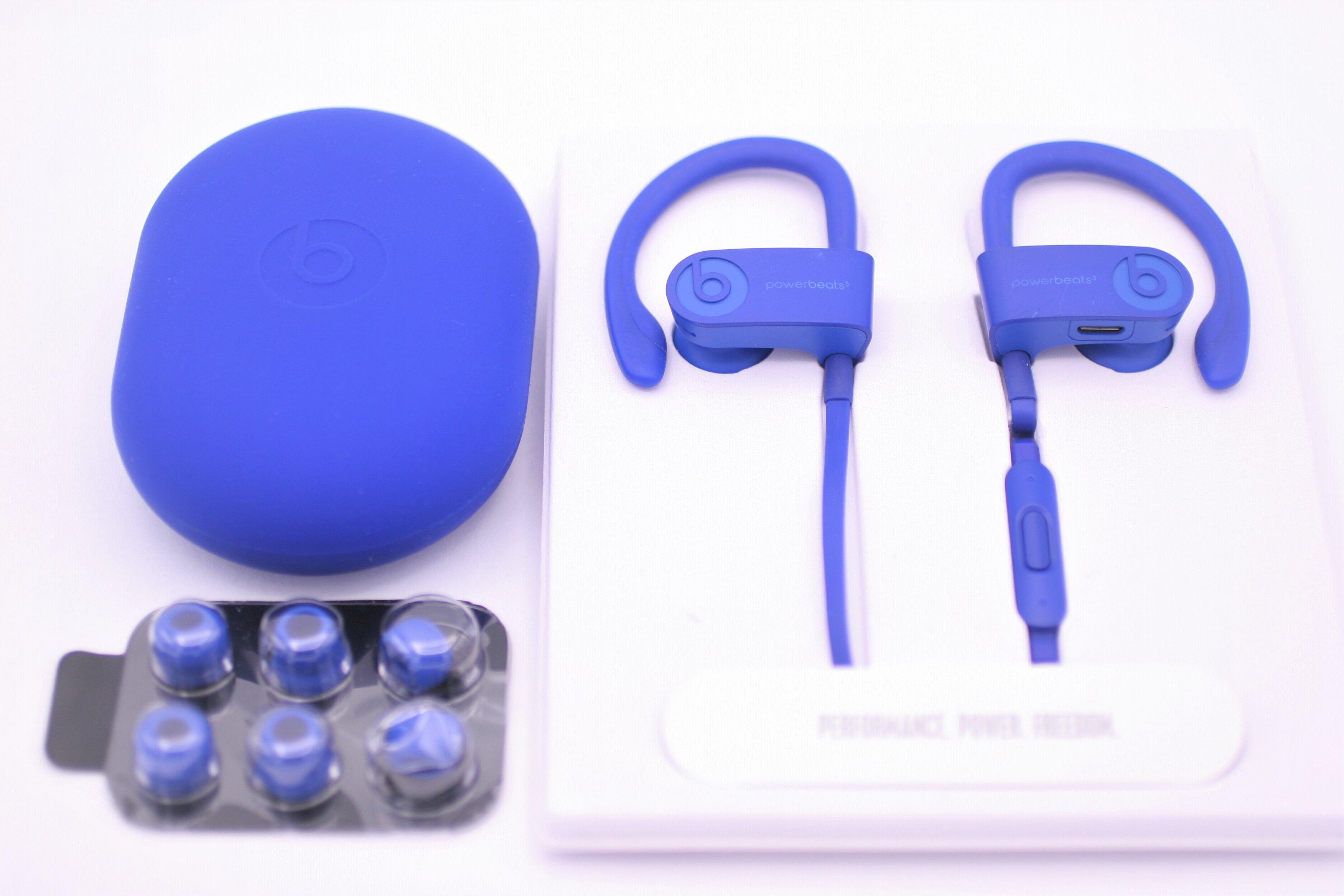 c82179737b7 Beats by Dre MQ362LL/A Powerbeats3 Wireless Earphones Break Blue | eBay