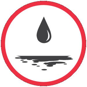 Toyota Oil Stain Cincinnati