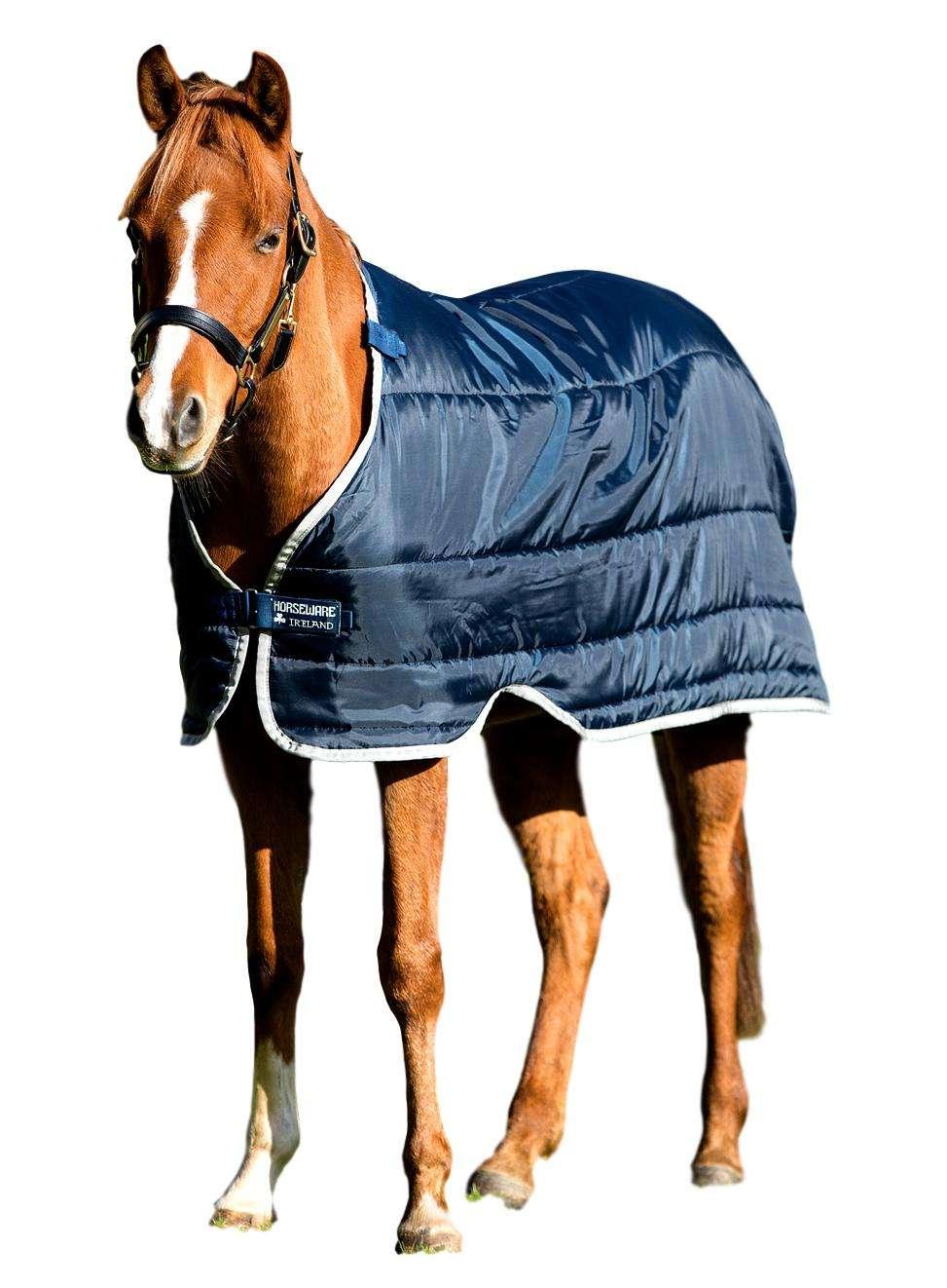 Horseware Ireland Poney Couverture Doublure Lavable en Machine 200 g remplir pour l/'isolation