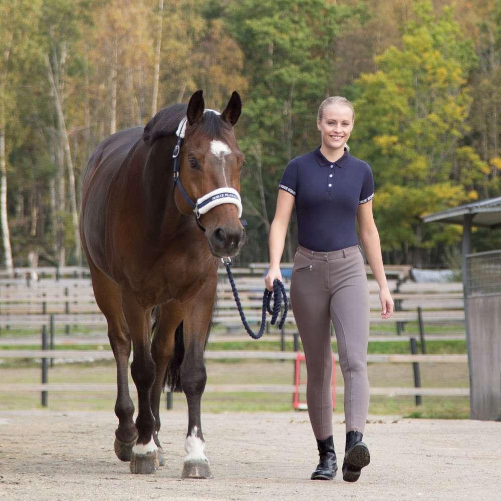 Horze-Women-039-s-Active-Silicone-Grip-Full-Seat-Riding-Breeches-Elastic-Leg-Bottoms thumbnail 22