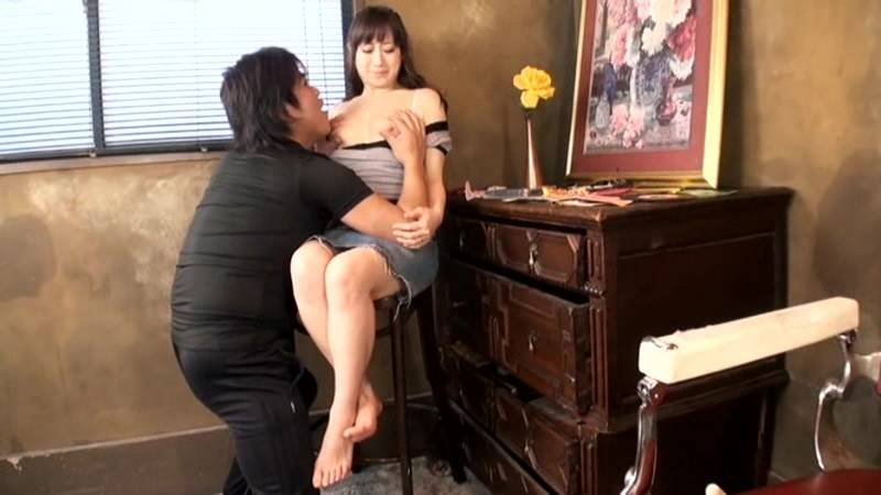 NATR-265 Please stop Don't do this... Mother-In-Law Raping the Son-In-Law 4 Yu Kawakami