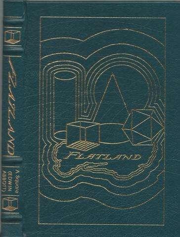 FLATLAND : A Romance of Many Dimensions, Abbott, Edwin - A Square
