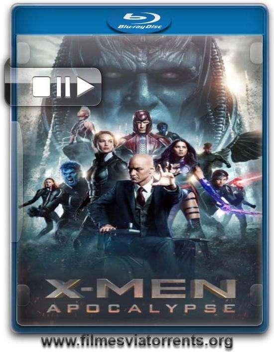 X-Men: Apocalipse Torrent – BluRay Rip 720p e 1080p Legendado (2016)