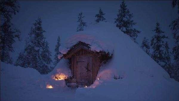 Hotel & Igloo Village Kakslauttanen (Saariselkä/ Finland)