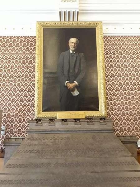 Sir Hugh Bell
