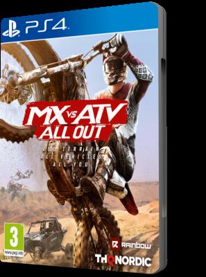 [PS4] MX vs ATV All Out (2018) - SUB ITA