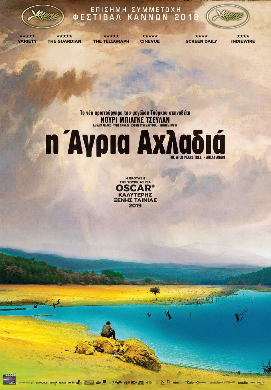Η Άγρια Αχλαδιά (Ahlat Agaci / The Wild Pear Tree) Poster