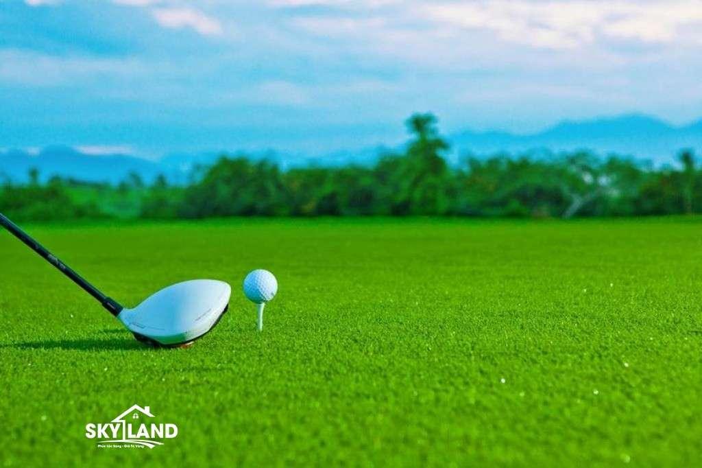 Nhà đầu tư đề xuất đầu tư sân golf hơn 950 tỷ đồng thực hiện Dự án Sân golf Hồ Núi Cốc