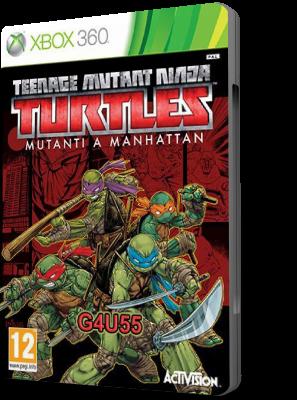 [XBOX360] Teenage Mutant Ninja Turtles: Mutants in Manhattan (2016) - FULL ITA