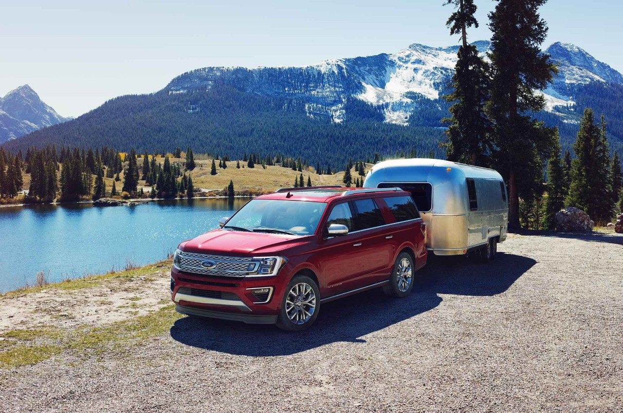 2018 Ford Expedition Towing Capability
