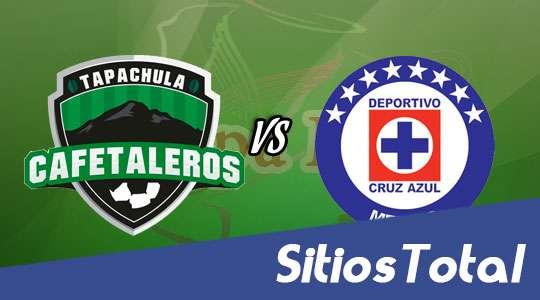 Cafetaleros de Tapachula vs Cruz Azul en Vivo y Online – Copa MX – Miércoles 9 de Marzo del 2016