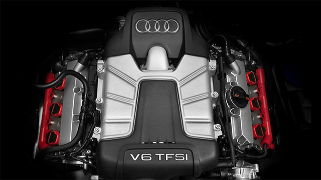 2019 Audi Q7 3.0-Liter Supercharged V6 Engine