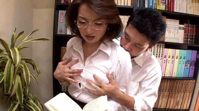 sprd-601 Mother Fondled by Her Son Mio Takahashi