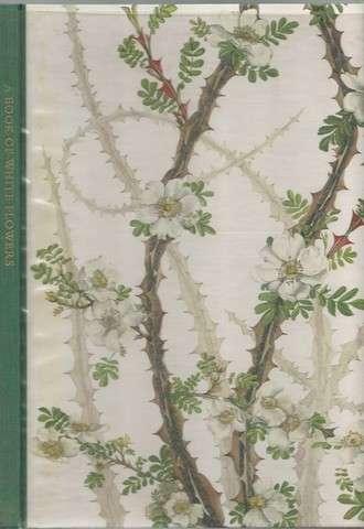 A book of white flowers: Twenty four paintings, Cameron, Elizabeth