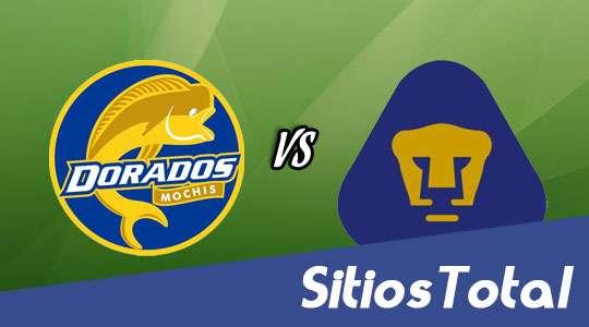 Ver Dorados de Sinaloa vs Pumas en Vivo – J6 Clausura 2016 – Sábado 13 de Febrero del 2016