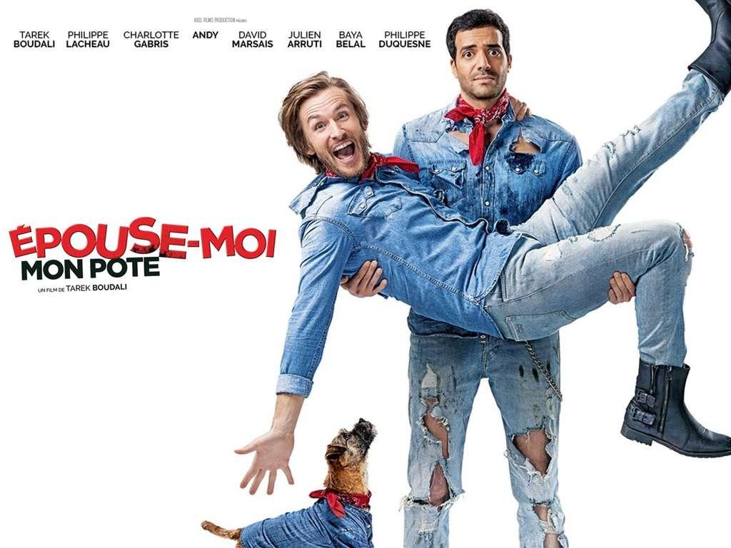 Παντρέψου με, ρε Φίλε (Épouse-moi mon Pote) Movie