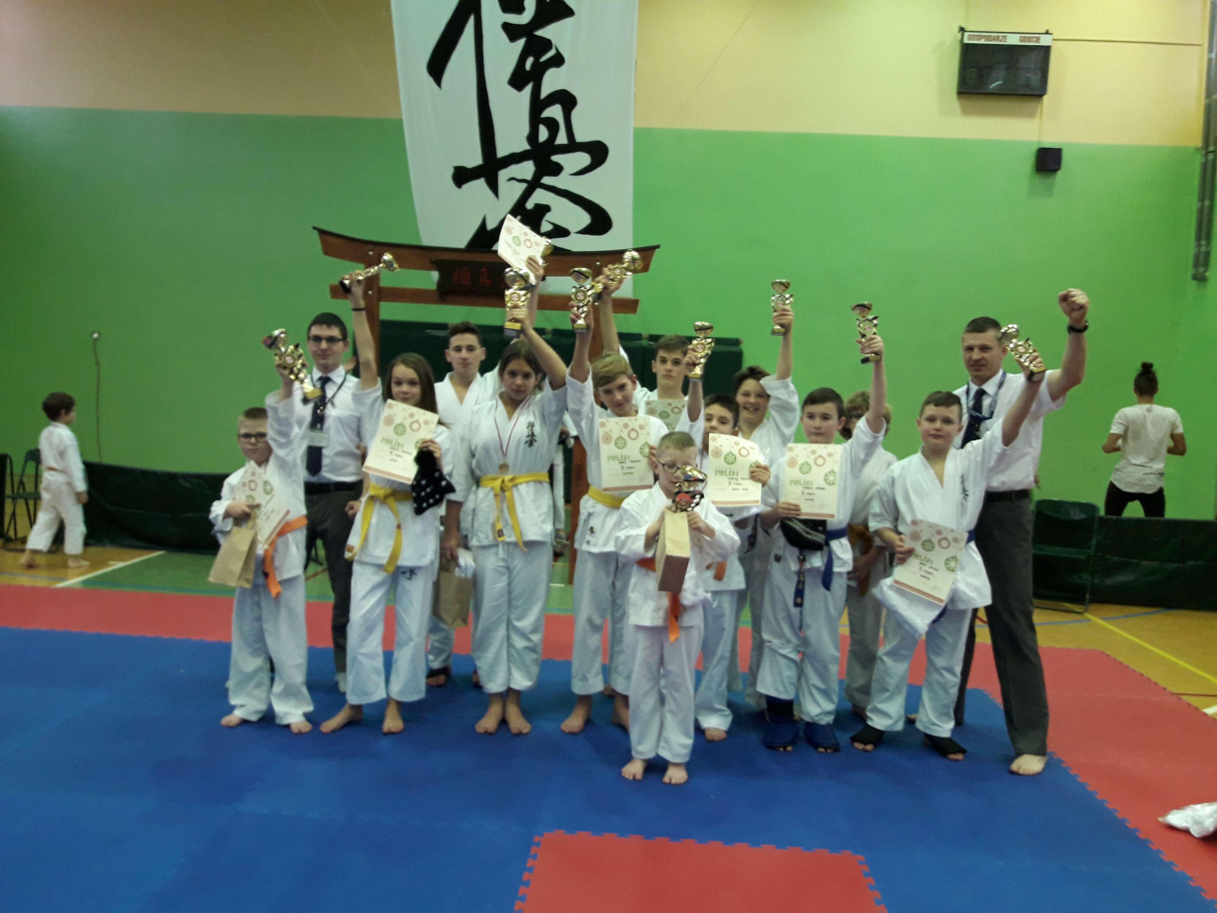 XV Gwiazdkowy Turniej Kyokushin Karate