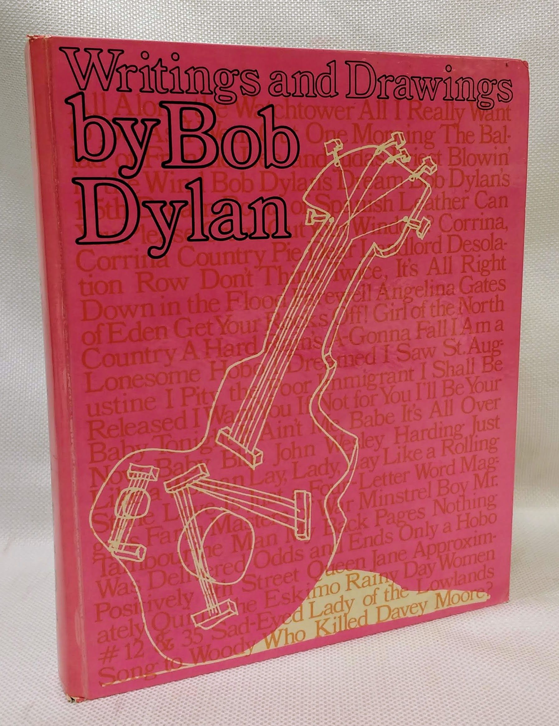 Writings and Drawings, Dylan, Bob