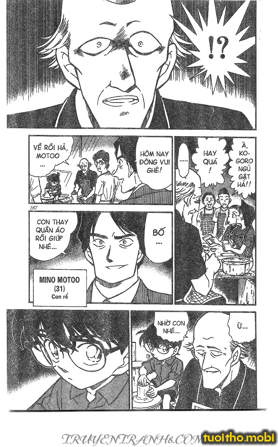 conan chương 305 trang 8