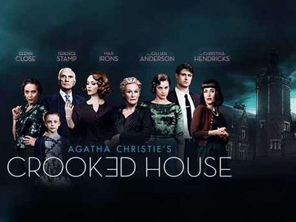 Δέκα ύποπτοι για φόνο (Crooked House) Poster Πόστερ Wallpaper