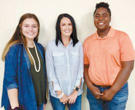 CHS Students of the Month Honored