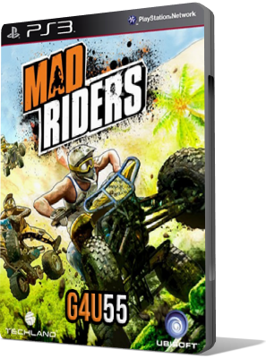 [PS3] Mad Riders (PSN)(2012) - SUB ITA