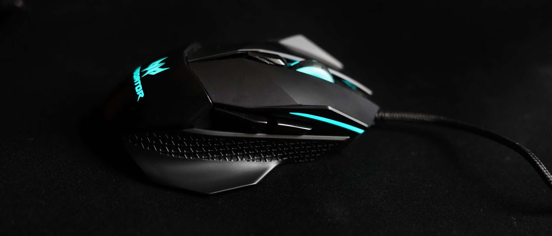 Acer Predator Cestus 500 Gaming Mouse Review
