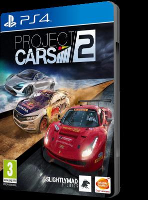 [PS4] Project CARS 2 (2017) - SUB ITA