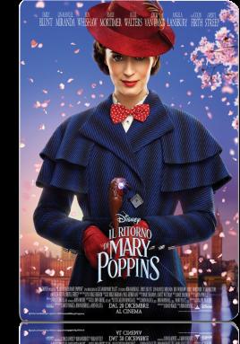 Il Ritorno Di Mary Poppins (2018).avi MD MP3 HDTS - iTA
