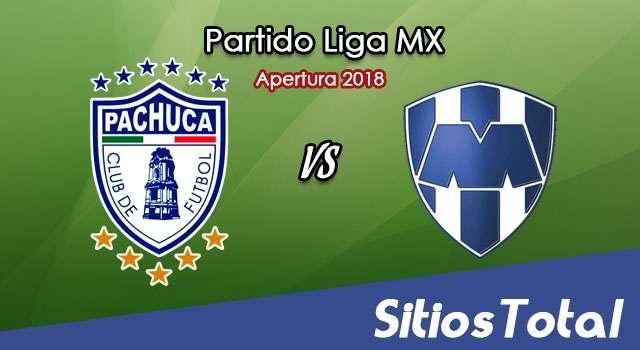 Ver Pachuca vs Monterrey en Vivo – Apertura 2018 de la Liga MX