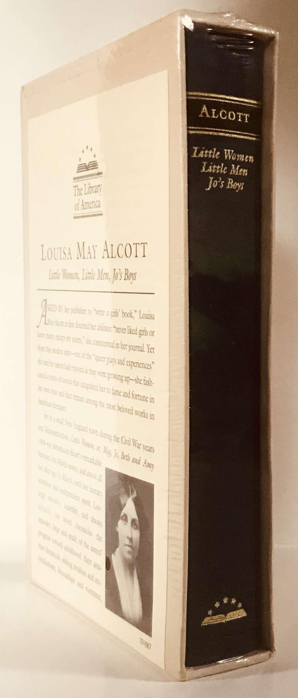Little Women, Little Men, Jo's Boys, Alcott, Louisa May