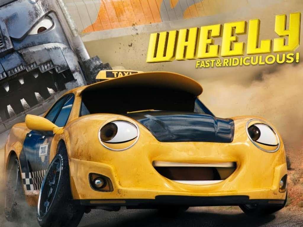 Γουίλι (Wheely) Wallpaper