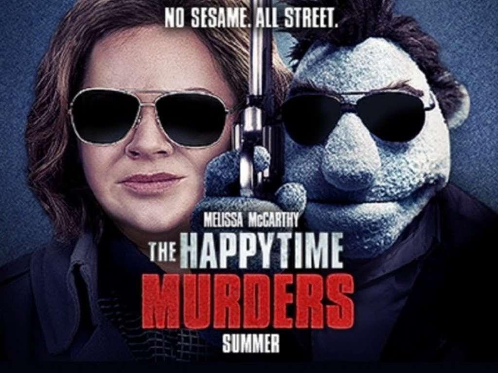 The Happytime Murders Wallpaper