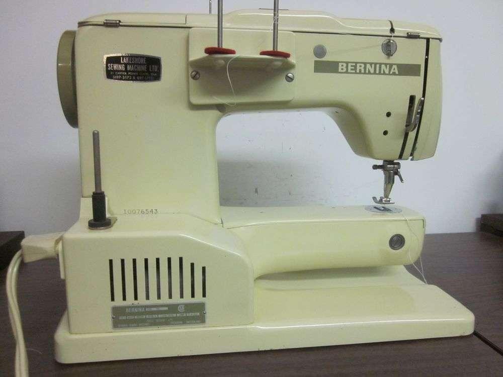 Bernina Heavy Duty Sewing Machine Denim Vinyl Canvas