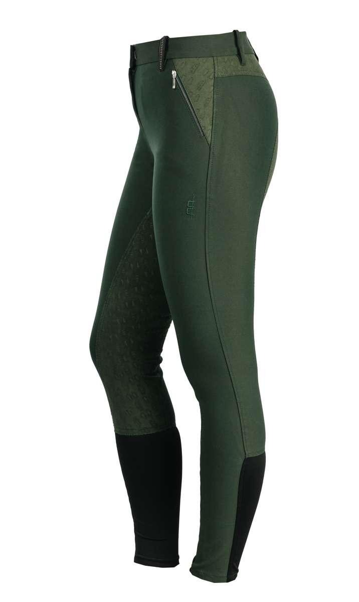 Horseware Ireland AA Selena Mujer Asiento Completo Equitación Pantalones de de de montar con ajuste Atlético 95cb32