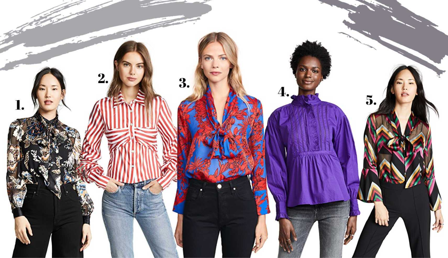 Shopbop Date Night Blouse